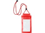 Kunststof waterdichte beschermhoes voor mobiele app