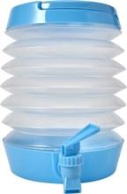 Opvouwbare kunststof drankdispenser (3,5 liter)