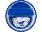 Kunststof mobiele telefoonhouder met in-ear oortelefoontjes