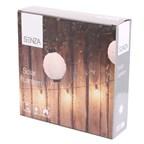 SENZA Solar LED Lantern Circle White