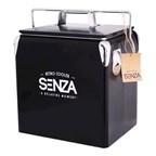SENZA Retro Coolerbox Black