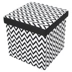 Foldable Storage Pouffe Mix & Match