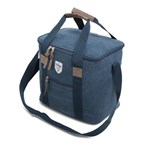 Vintage Canvas Coolerbag Grey