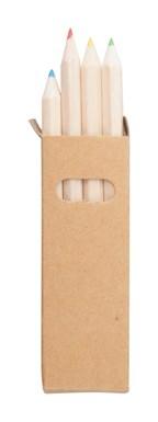 set van vier potloden