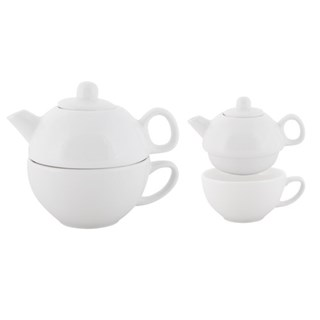 2 in1 theepot
