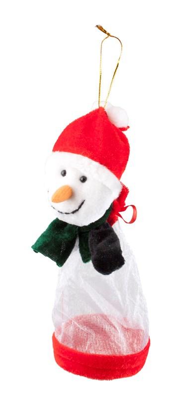111826988647 - pochette cadeau bonhomme de neige