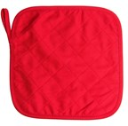 Pannenlap 2323cm Rood acc Rood