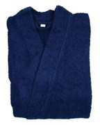 Sophie Muval Badjas Kimono Model 380 gr Marineblau