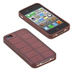 iPhone 4 case,Chocolate,with aroma