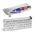 Pencilcase,BeautyForever,silver