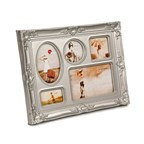Frame,multiple,Baroque,x5,silver