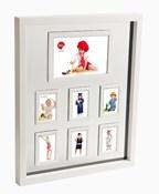 Frame,Skandia,10x15+6x35x6,white,plastic