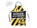 Apron,Danger,PVC